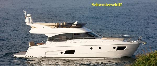 Bavaria Motor Boats Virtess 420 Fly