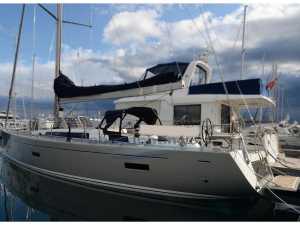 Grand Soleil Grand Soleil 54 Abayachting Grand Soleil 54 Cantiere del Pardo 1