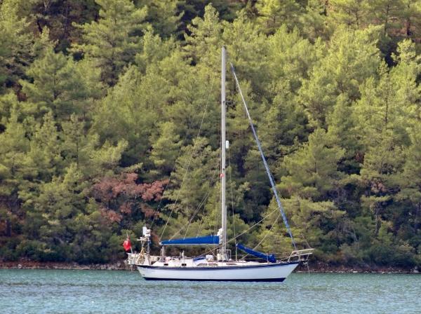 Tayana Vancouver 42 CC Tayana Vancouver 42 CC