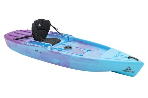 Ascend 9R Sport Sit-On (Blue/Purple)