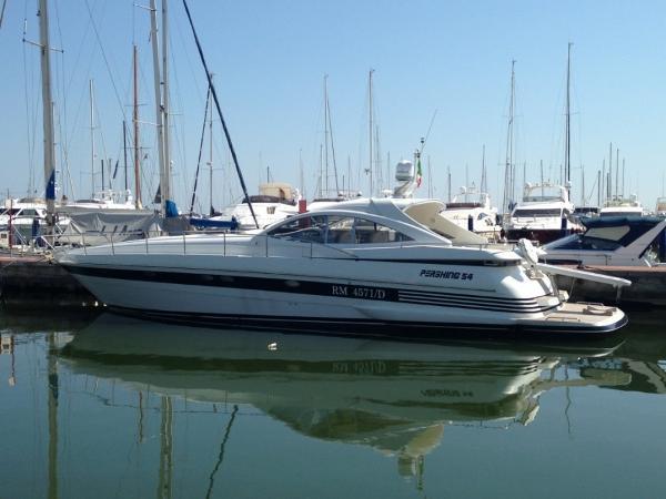 Pershing 54 Pershing 54 Shaft - YEAR 1999 - Timone Yachts