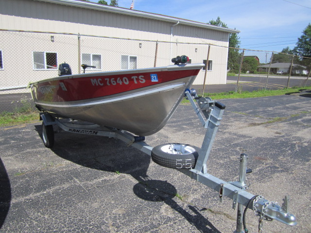 Sportcraft 270 Sport Fisherman