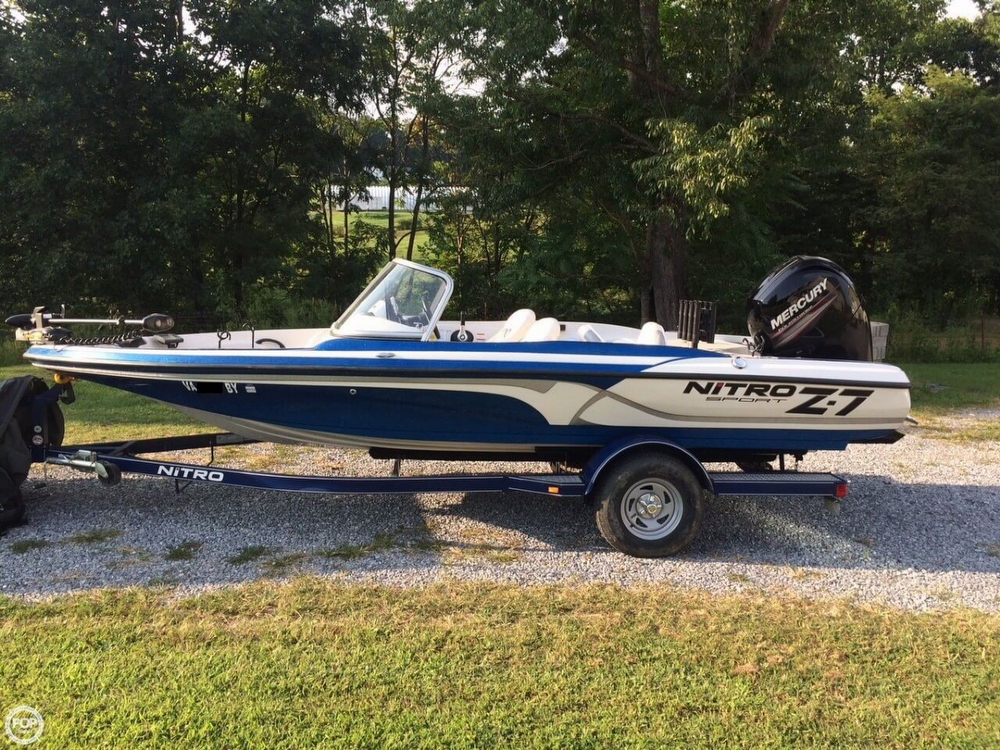 Nitro Z7 Sport 2015 Nitro Z7 Sport for sale in Blue Ridge, VA
