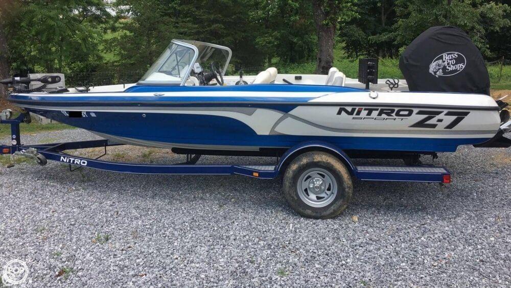 Nitro Z7 Sport 2015 Nitro Z7 Sport for sale in Blue Ridge, VA