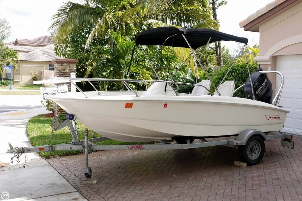 Boston Whaler 150 Super Sport 2015 Boston Whaler 15 Super Sport for sale in Doral, FL