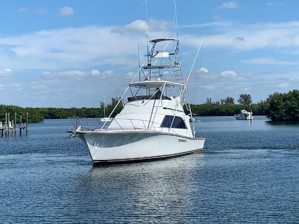 Ocean Yachts 48 Super Sport Ocean Fix