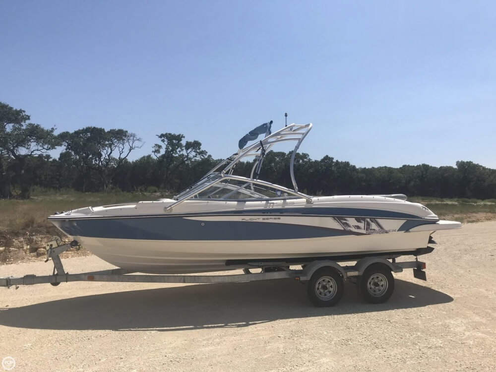Bayliner 215 Flight Series 2011 Bayliner 20 for sale in San Antonio, TX