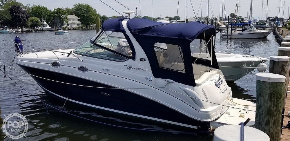 Sea Ray 280 Sundancer 2005 Sea Ray 280 Sundancer for sale in Patchogue, NY