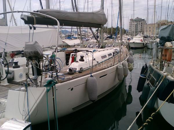 Dufour 45 e Performance AYC Yachtbrokers - Dufour 45 E Performance