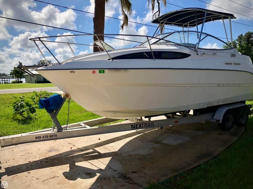 Bayliner 245 2004 Bayliner 24 for sale in Lake Placid, FL