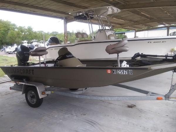 Alumacraft PRO 165LX