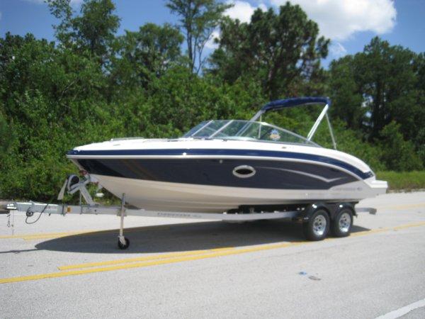 Chaparral 243VR Vortex Jet Boat