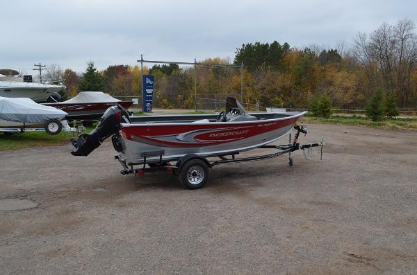 Smoker-craft 161 Pro Angler XL