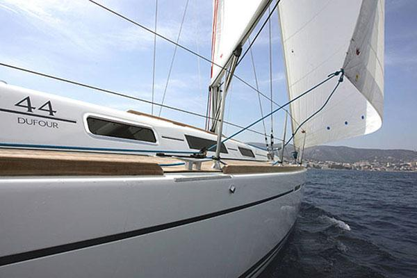 Dufour 44 Performance Manufacturer Provided Image: Dufour 44
