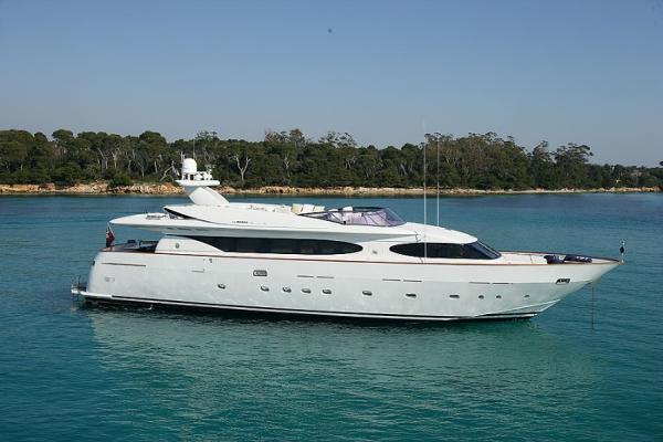 Mondomarine Super Yacht Talila