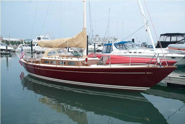 Morris Yachts S&S / M42 BOADICEA