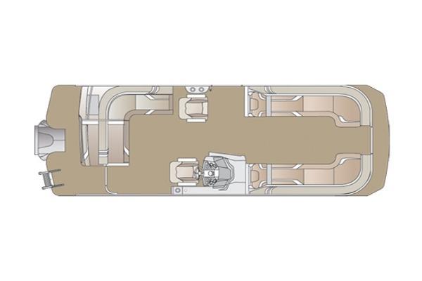Crest Caribbean LX 250 SLS Manufacturer Provided Image