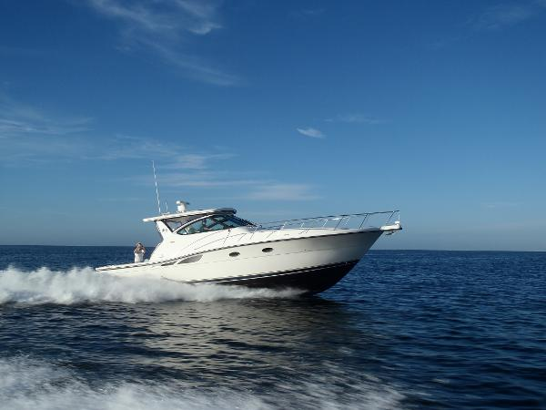 Tiara 4200 Open Running