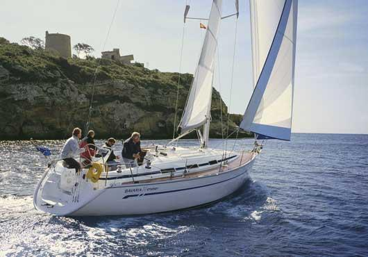 Bavaria Cruiser 36 Manufacturer Provided Image: 36 Cruiser