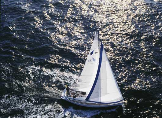 Bavaria 36 Cruiser Manufacturer Provided Image