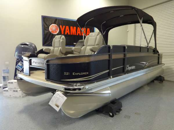 PREMIER BOATS 221 Explorer RE