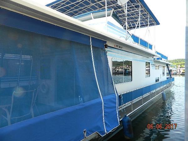 Sumerset Houseboats 14 x 60 Aluminum