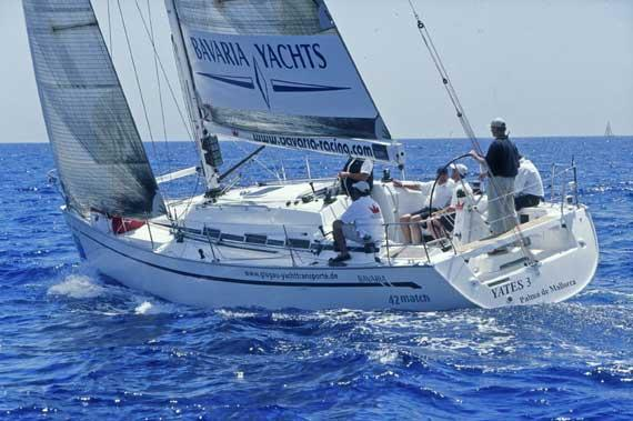 Bavaria 42 Match Manufacturer Provided Image