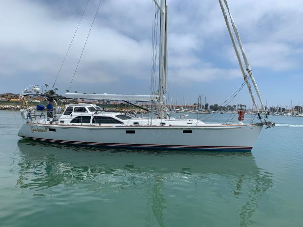 Morris 486 Ocean Series GAlena II