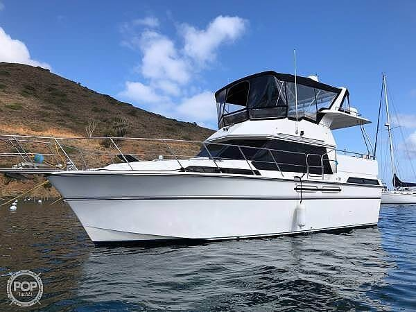 President 35 Double Cabin 1986 President 35 Double Cabin for sale in Huntington Beach, CA