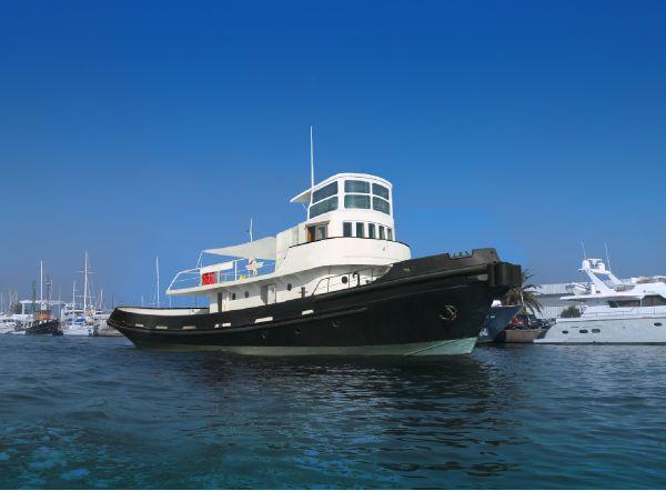 Deep Sea Tug - Rimorchiatore Alto Mare C. N. Pellegrino