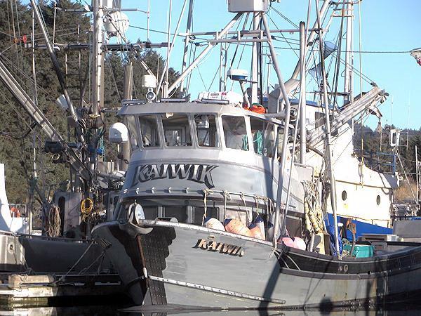 Commercial Delta LeClercq Longline, Crab