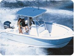 Sea-pro 220 Center Console Manufacturer Provided Image