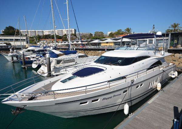 Fairline Squadron 74 Fairline Squadron 74