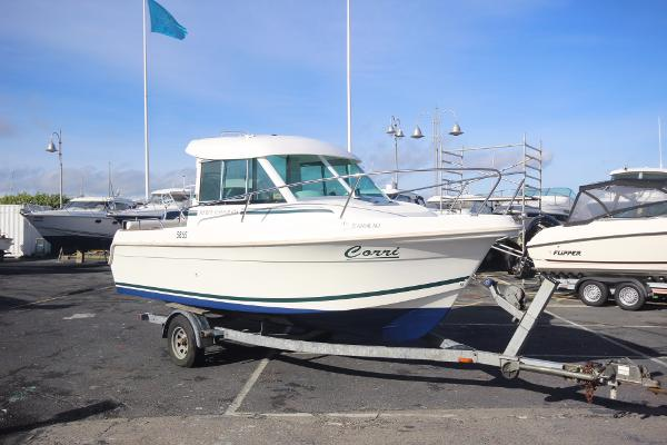 Jeanneau Merry Fisher 625 HB Merry Fisher 625