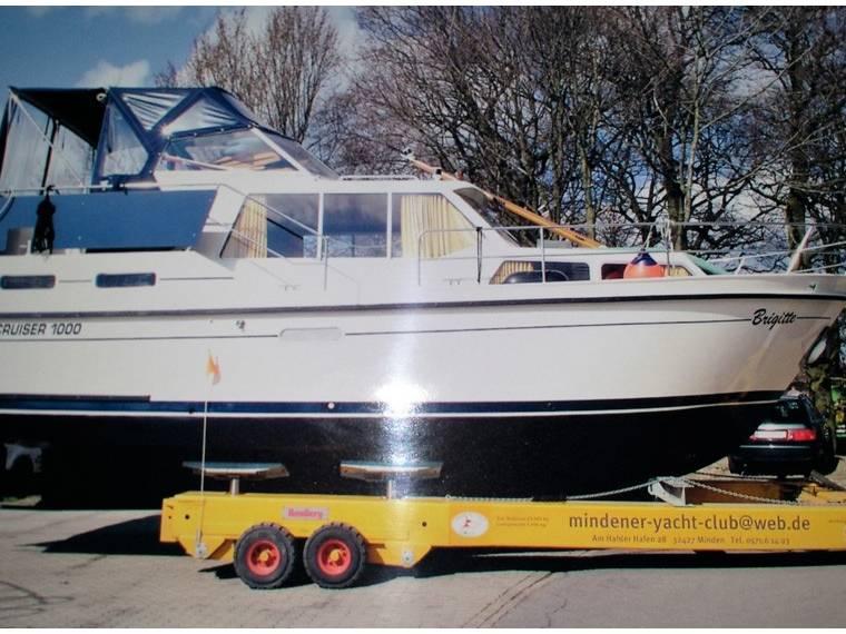 Comar Yachts Boarncruiser 1000