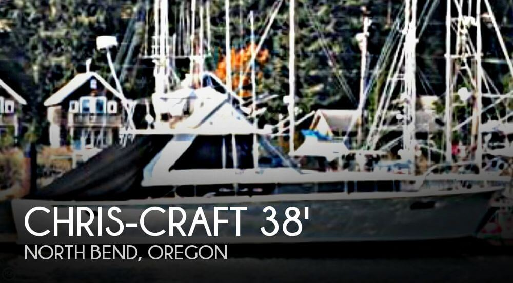Chris-Craft Commander 38 1966 Chris-Craft Commander 38 for sale in North Bend,, OR
