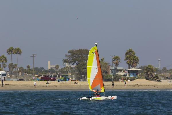 Hobie Cat Wave Club