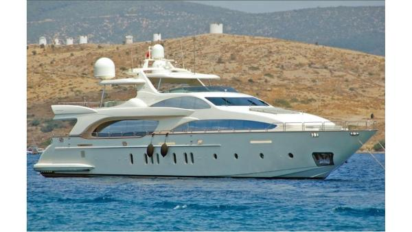 Azimut 116 motoryacht