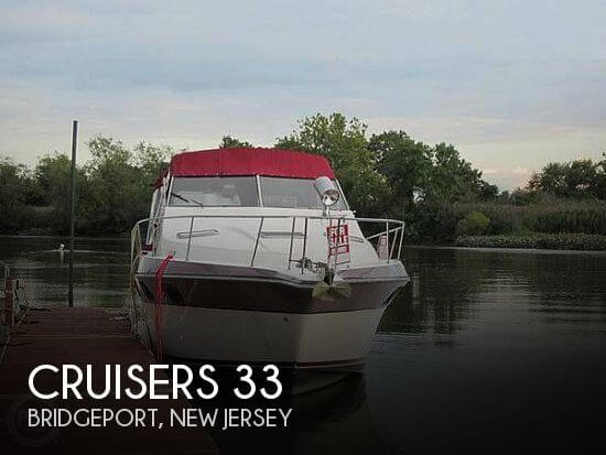 Cruisers 3370 Esprit 1989 Cruisers 3370 Esprit for sale in Bridgeport, NJ