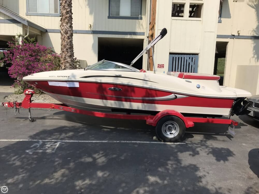 Sea Ray 185 Sport 2010 Sea Ray 185 Sport for sale in Oakley, CA
