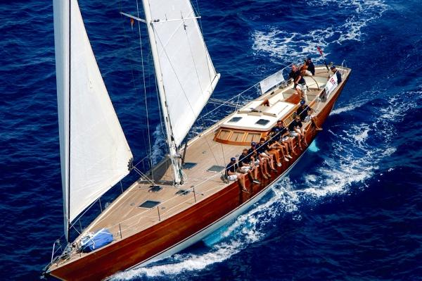 Hoek Classic Mediterranean Sailing