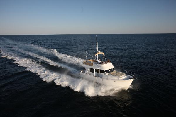 Beneteau USA Swift Trawler 34 S