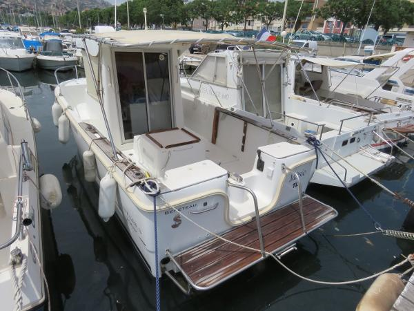 Beneteau Antares 700 P IMG_2455