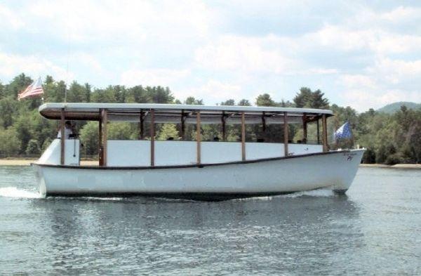 Heavy Fiberglass Dyer Classic Launch