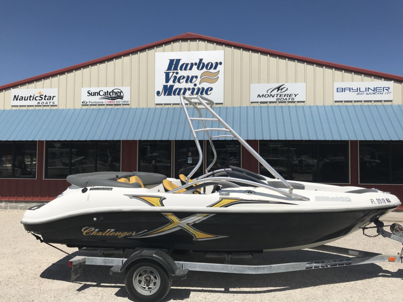 Sea-Doo Sport Boats Challenger X