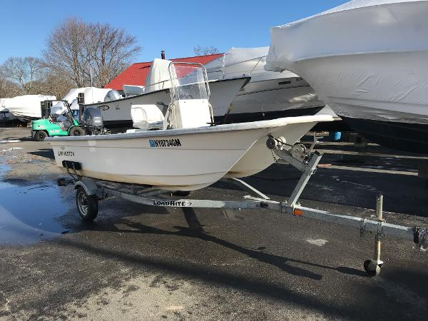 Livingston 14 Skiff