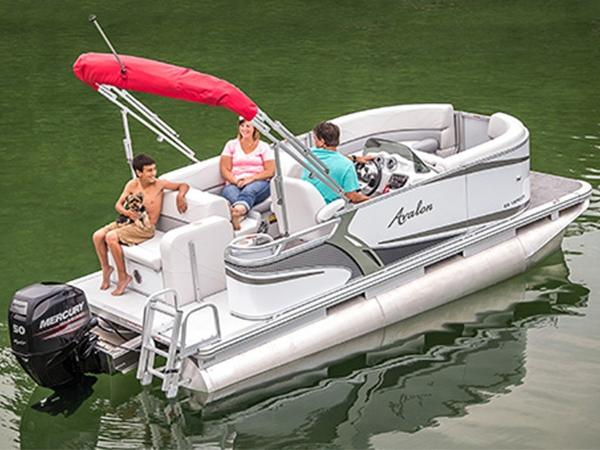 Avalon Eagle 16' Cruise