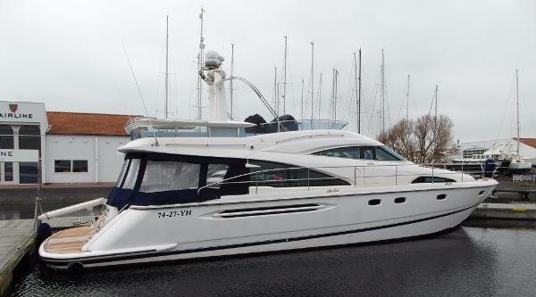 Fairline Squadron 58 Fairline Squadron 58 2006/2007