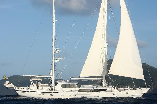 Sovereign 110' Custom S&S Ketch