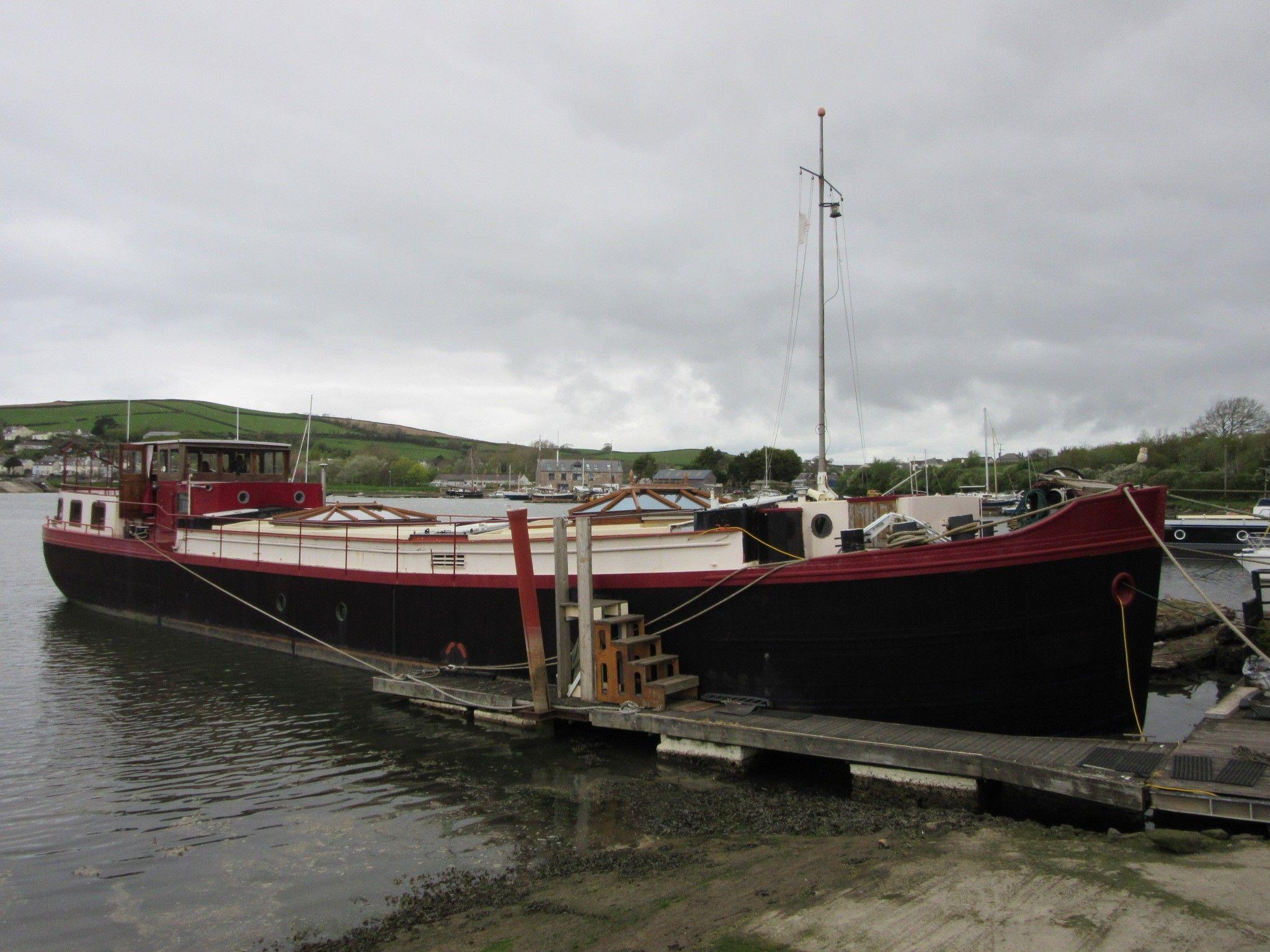 Dutch Barge 97ft Motorspits